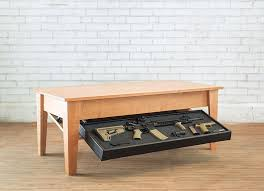 coffee table tactical walls