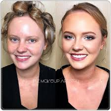 amazing changes before and after makeup