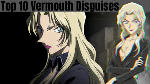 10 Times VERMOUTH Fooled Everyone With Her Perfect Disguise ...