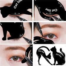 cat eyeliner stencil australia new