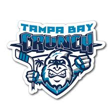 Crunch Car Decal Rinkside Tampa