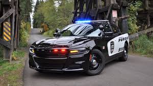 Driving A Police Car Six Things You Should Know