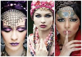 best how to do gypsy makeup for you