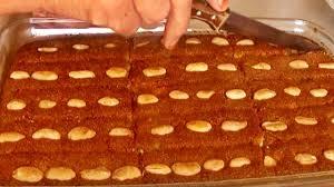 Şambali Tatlısı Tarifi - Şam Tatlısı Nasıl Yapılır - Saniye Anne Yemekleri
