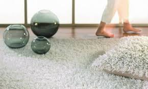 unpleasant smell of new carpet