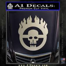 Mad Max Fury Road Emblem Decal Sticker D1 A1 Decals