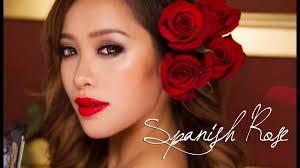 little makeup tutorial in spanish