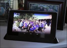 turn an unused android tablet or ipad