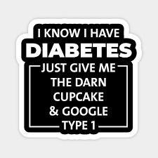 type 1 diabetes gift tshirt men women