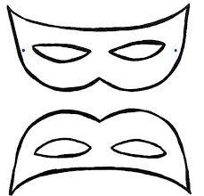 Carnaval Masker3 De Mooiste Kleurplaten Milito Nl