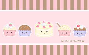 cute cartoon cupcakes wallpapers top