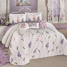 wildflowers fl quilted oversized