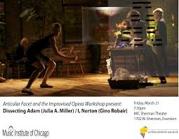Julia Miller's Dissecting Adam • March 21 | c3 composers