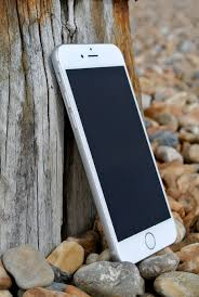 silver iphone 6 plus apple ios