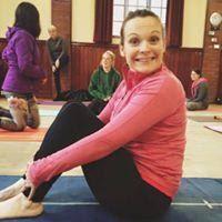 Adele Robinson - Yoga Teacher in Manchester