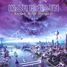 IRON MAIDEN - Brave New World - Amazon ...
