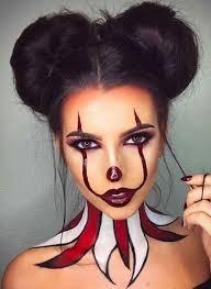 makeup tips trendy clown makeup idea