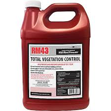 Rm43 Total Vegetation Control Weed Preventer Concentrate Glyphosate Imazapyr 1 Gal 76500 At Tractor Supply Co