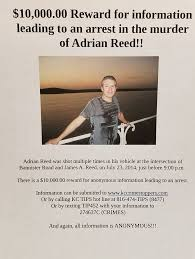 Unsolved Homicide of Adrian Reed - Home | Facebook