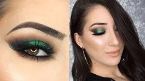 how to do smokey cat eyes makeup