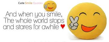 cute smile quotes home facebook