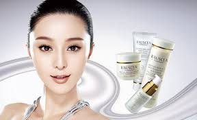 most famous cosmetics s in china