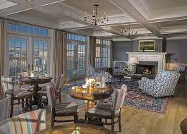 inns with fireplaces in every room