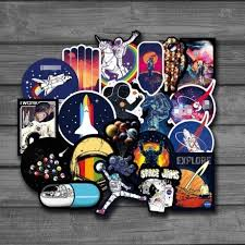 Unbranded Accessories Nasa Astronauts Space Hipster Vinyl Decal Stickers Poshmark