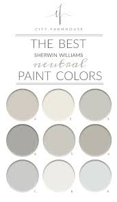 best sherwin williams neutral paint colors