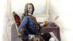 Il y a 240 ans, la mort de Voltaire, philosophe des Lumières
