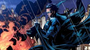 nightwing dc ics 4k 7322