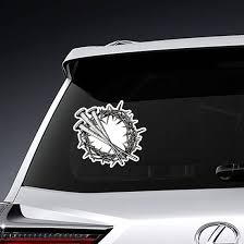 Christian Crown Of Thorns With Nails Sticker