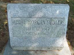 Addie Morgan Sudler (1862-1962) - Find A Grave Memorial