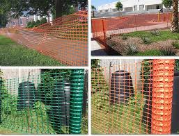 China New Vrigin Hdpe Orange Plastic Safety Fence Construction Barrier Netting China Warning Barrier Safety Fence