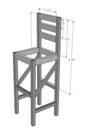 diy stool diy bar stools tall bar stools