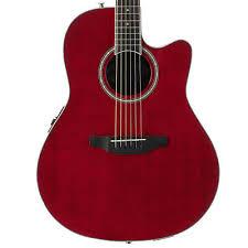 novelty gifts ovation guitar