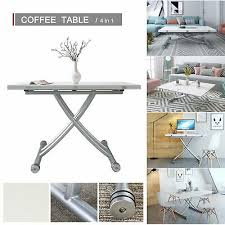 adjustable height computer dining table
