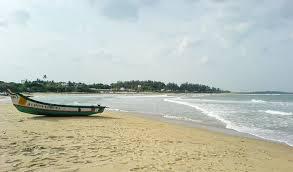 Kovalam Beach in Chennai