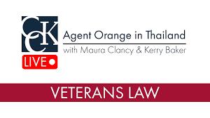 agent orange in thailand during the