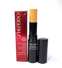 shiseido perfecting stick concealer in