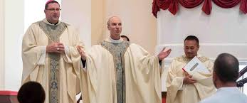 Bishop Adam Parker was this week's guest... - Archdiocese of Baltimore |  Facebook