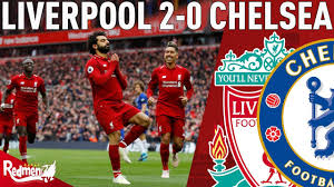 SALAH SCORED A THUNDER B*****D!   Liverpool v Chelsea 2-0   Paul's Match  Reaction - YouTube