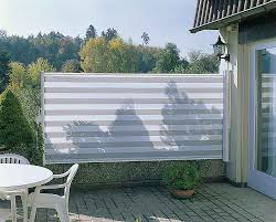 stylish outdoor patio privacy screen