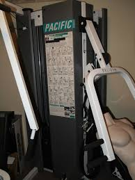 fitness malibu weight machine universal