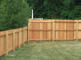 07 4 Ft And 6 Ft Combined Privacy Fence In Columbus Pickens Fence Company