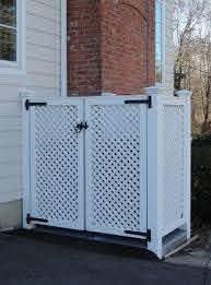 Houzz Call How Do You Hide Your Trash Outdoor Trash Cans Garbage Can Storage Hide Trash Cans