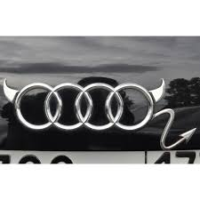 3d Sticker On Car Label Devil The Horns Tail And Trident Buy Vinyl Decals For Car Or Interior Decal Factory Stickerpro Different Colors And Sizes Is Avalable Free World Wide Delivery