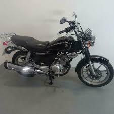 yamaha ybr125 custom only 2820 miles