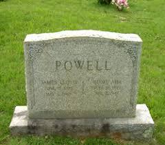 Roxie Ada Powell (1879-1947) - Find A Grave Memorial
