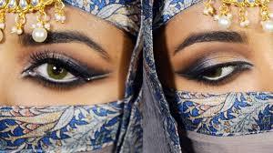 arab makeup dramatic arabic eyes eid